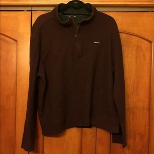 🔥Calvin Klein quarter zip pullover
